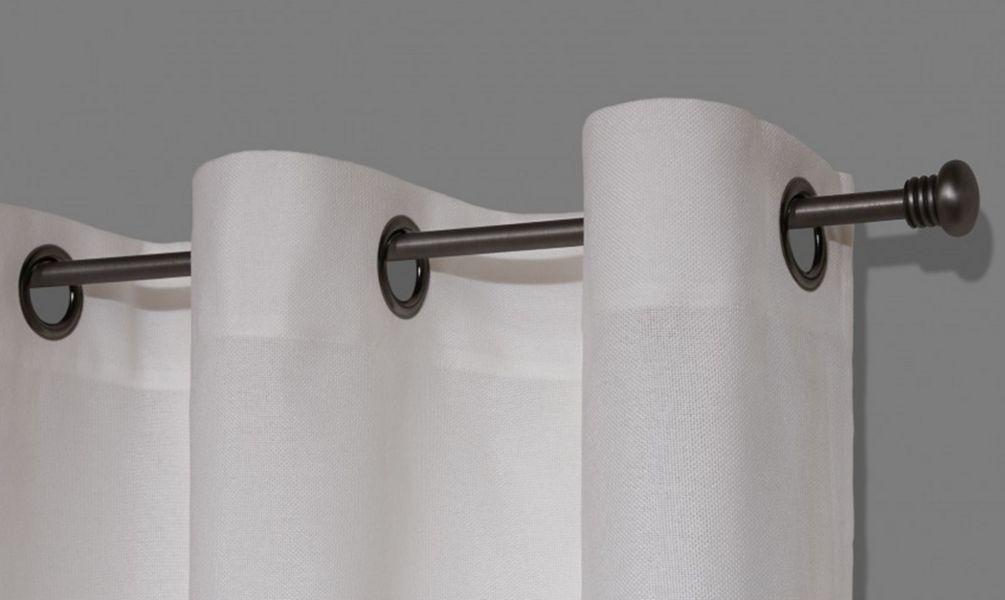 Boulet Gardinenstange Vorhangstangen und Zubehör Stoffe & Vorhänge  |