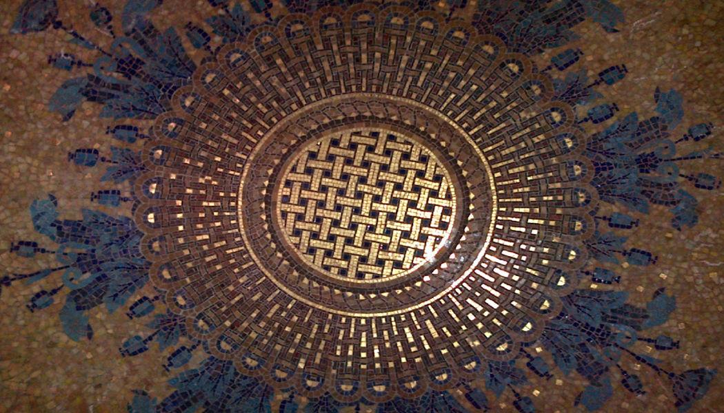 ARNAUD PEREIRA Mosaik Intarsien und Mosaik Verzierung  |