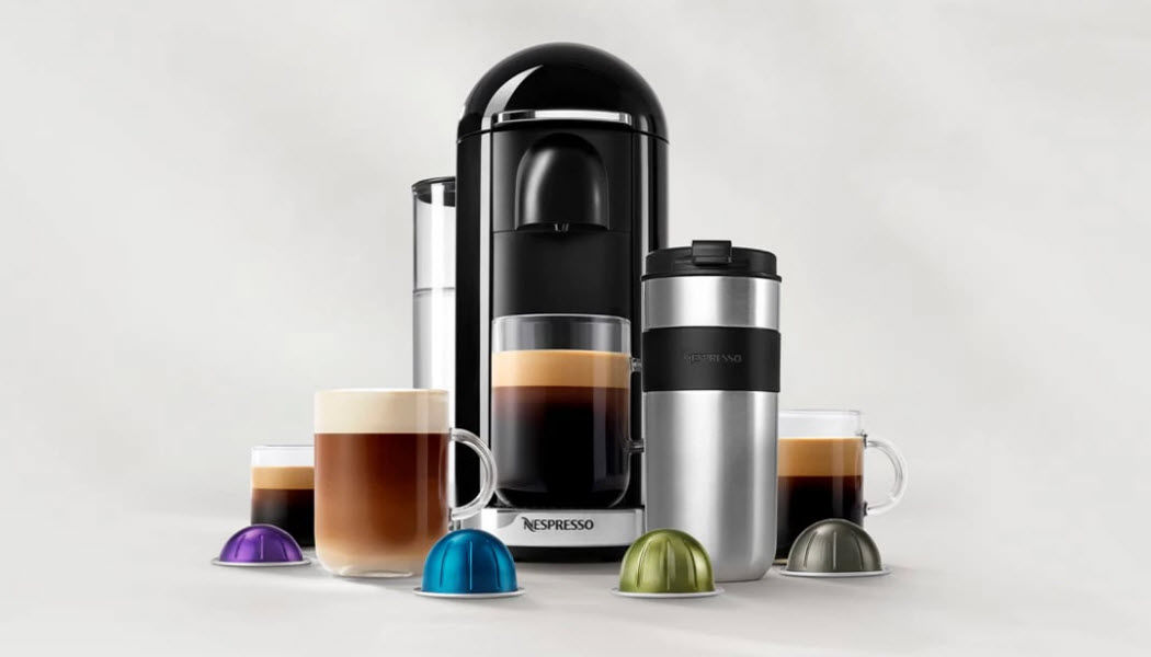 Nespresso France Espressomaschine Kaffeemaschinen Kochen  |