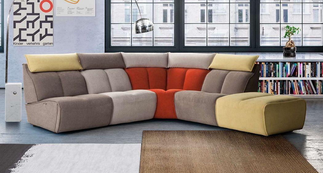 Calia Italia Ecksofa Sofas Sitze & Sofas  |