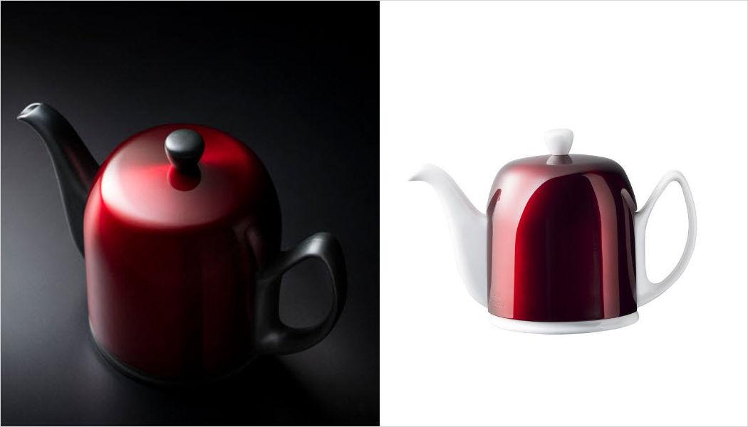 DEGRENNE Paris Teekanne Kaffee- und Teekannen Geschirr  |