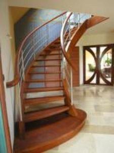 Concept 3000 - Viertelgewendelte Treppe