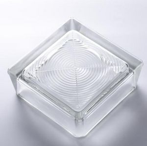 Rouviere Collection Glasbaustein