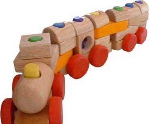 L 'atelier Mikado Spielzeugbahn