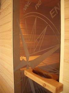 Sauna Tonic Cabina para cuidados del cuerpo