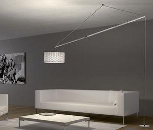 Carlesso - hook - Stehlampe