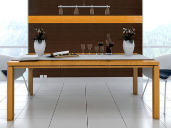 GALIPERFIL SILKWOOD - dining room environment - Zierpaneel