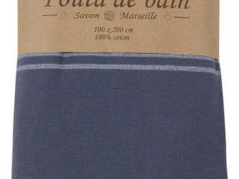 Antic Line Creations - foutas ardoise - Hamam Handtuch