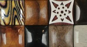 Global Fuzion Material -  - Wanddekoration