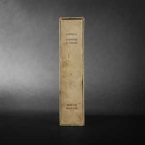 Expertissim - [longus]. les pastorales de longus ou daphnis & ch - Altes Buch