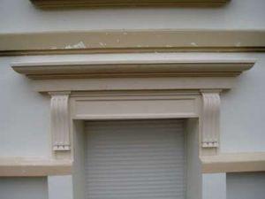 SECSTAFF -  - Fassade Leisten