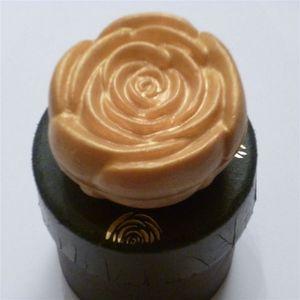 CITIZEN BIO - rose en savon contenant de la véritable poudre d' - Seife