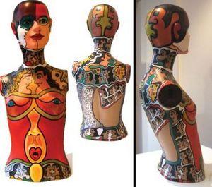 Claude Laurent -  - Skulptur