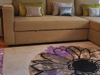 Fanny Desombiaux -  - Moderner Teppich