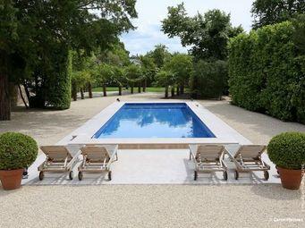CARON PISCINES - bassin surélevé - Traditioneller Swimmingpool