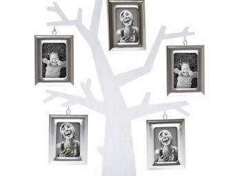 Present Time - cadre photo arbre généalogique - Fotorahmen