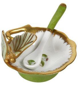 Laure Selignac - papillon muguet - Salz Und Pfefferstreuer