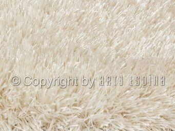 Arte Espina - tapis design swing blanc - Moderner Teppich