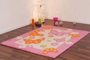 NAZAR - tapis amigo 100x150 pink - Kinderteppich