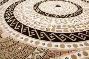 NAZAR - tapis empera 200x290 beige - Moderner Teppich