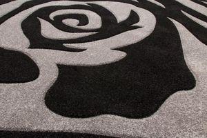 NAZAR - tapis havanna carving 80x150 silver - Moderner Teppich