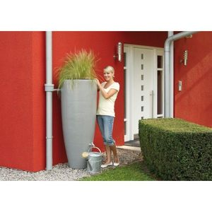 GARANTIA - kit recuperation eau forme contemporaine 300 litre - Wassertank