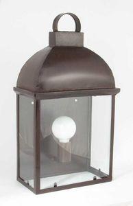 Lanternes d'autrefois  Vintage lanterns - applique luminaire murale chaumont en fer forgé 31 - Garten Wandleuchte
