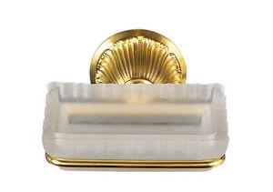 Cristal Et Bronze - versailles manettes - Wandseifenhalter