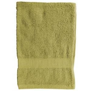 TODAY - serviette de toilette 50 x 90 cm - couleur - vert - Handtuch