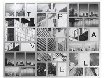 Present Time - cadre photo landscape - Fotorahmen
