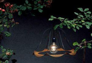 CHRISTINE HECHINGER - crochet - Deckenlampe Hängelampe