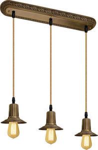 FEDE - milano iii edison collection - Deckenlampe Hängelampe