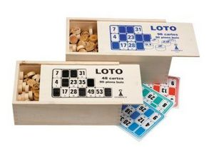 Morize Chavet - loto- - Gesellschaftsspiel