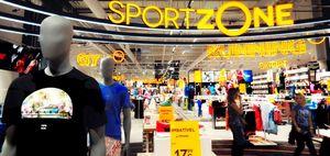 MALHERBE Paris - sportzone - Ladeneinrichtung