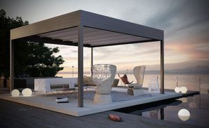 FRAMA ACTION - sintesi quattro - Terrassenüberdachung