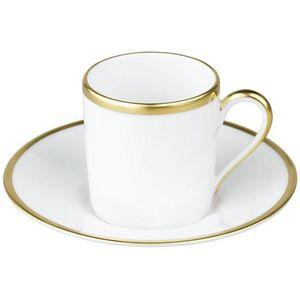 Raynaud - fontainebleau or - Kaffeetasse
