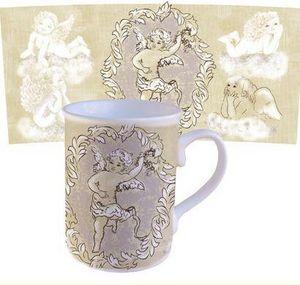 PORCELAINE CLAUDIE FRANEL -  - Mug