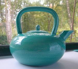 Atelier du Potier - mandalay - Teekanne