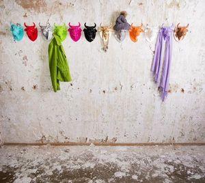 ART IN THE CITY -  - Kinder Kleiderhaken