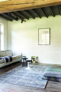 LIGNE PURE -  - Moderner Teppich
