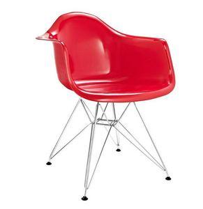 VOGA - eames dar chair gloss  - Stuhl