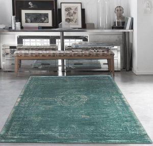 Louis De Poortere - jade 8258 - Moderner Teppich
