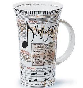 Dunoon - music - Mug