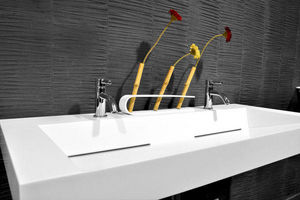 ADJ - niagara double - Waschtischplatte