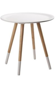 Verpan - table basse design - Runder Couchtisch