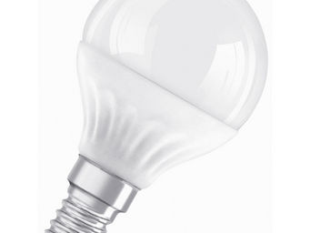 Osram - ampoule led sphérique e14 2700k 3w = 20w   osram - Led Lampe