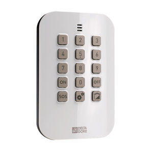Delta dore - clavier radio deporte - alarme delta dore tyxal + - Alarm