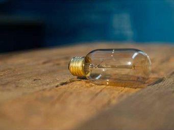COMPAGNIE DES AMPOULES A FILAMENT - t45 - Glühbirne Filament