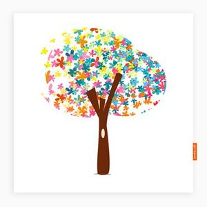 LOVEISWALL - TABLEAUX DE DECORATION DESIGN -  - Wanddekoration Für Kinder