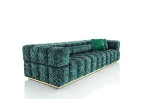 EMANUEL UNGARO -  - Sofa 4 Sitzer